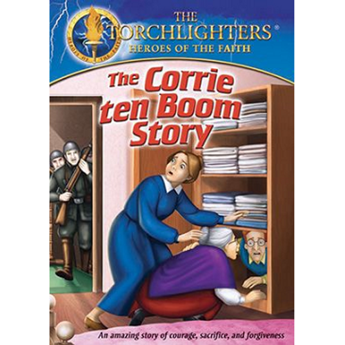 Torchlighters: Corrie ten Boom (DVD)