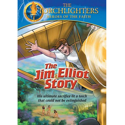 Torchlighters: Jim Elliot Story (DVD)