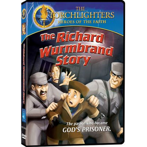 Torchlighters: Richard Wurmbrand Story (DVD)