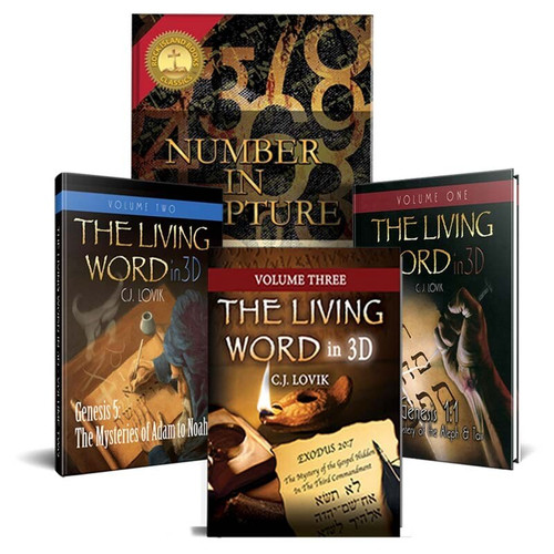 Numbers Special (4 books) (BLACK FRIDAY)