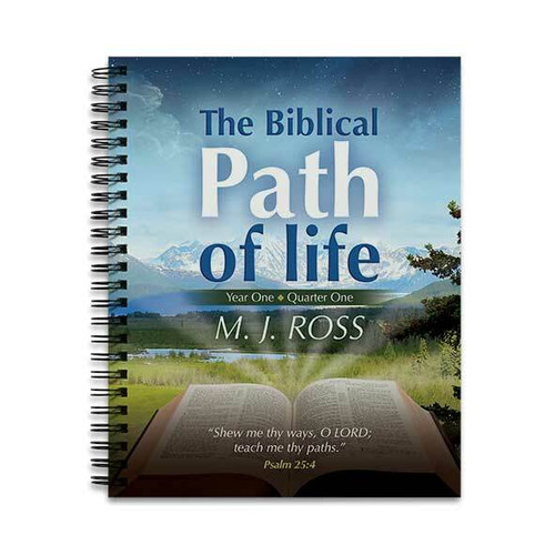 The Biblical Path of Life - Year One: Quarter One (BLACK FRIDAY)