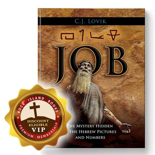 Job: The Mystery Hidden in the Hebrew Pictures and Numbers (DAILY SALE)