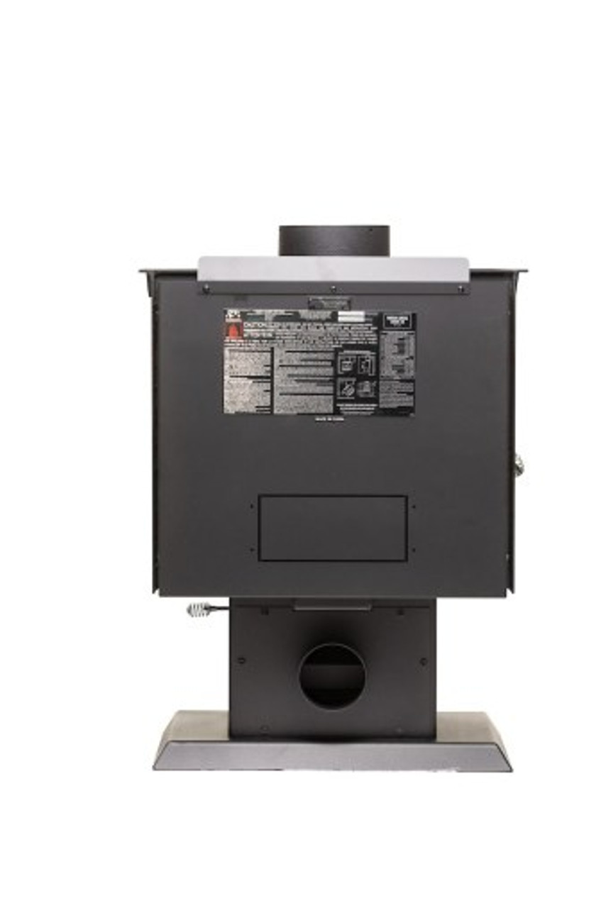 Ashley Small 2020 Wood Stove by United States Stove Company