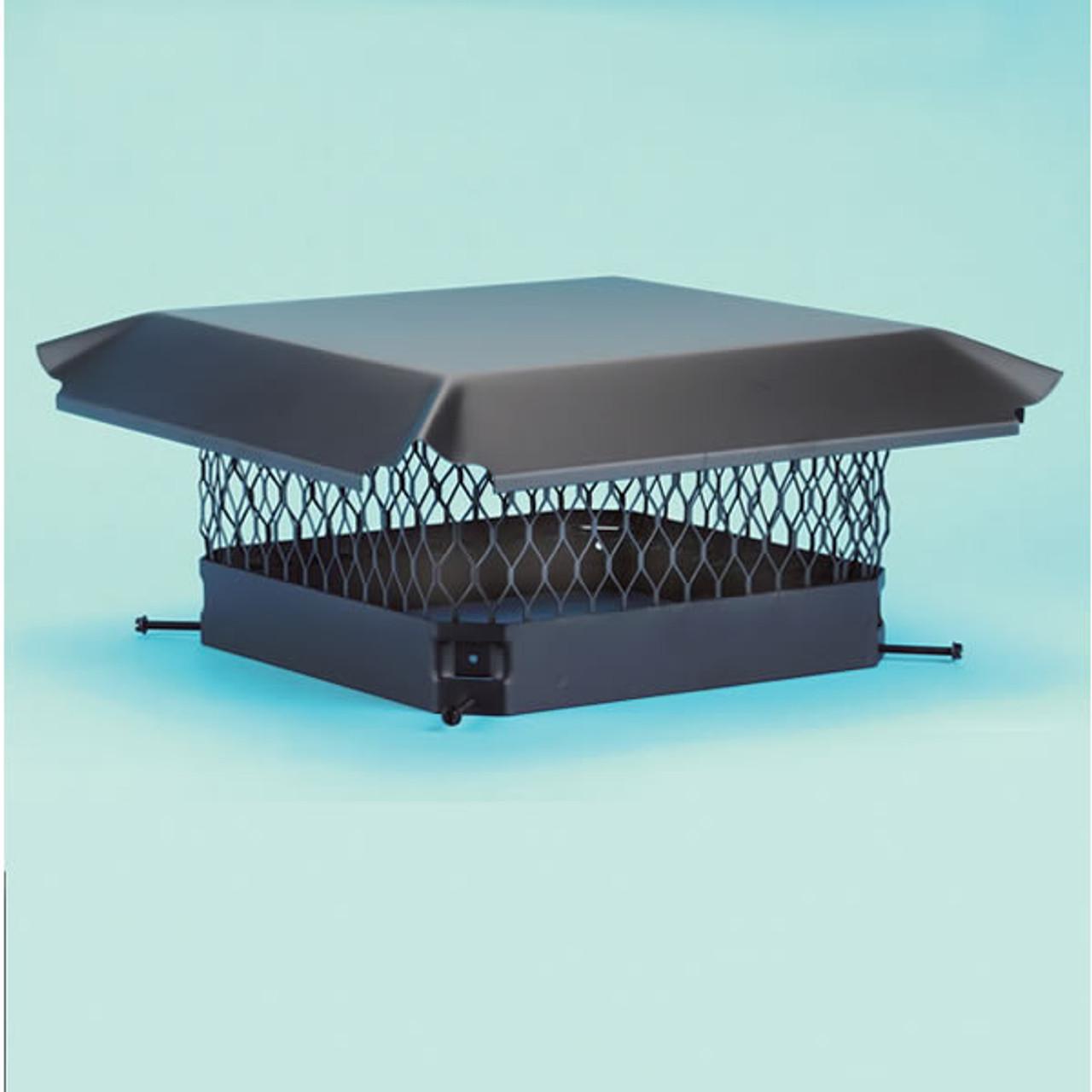 Hy-C galvanized chimney cap