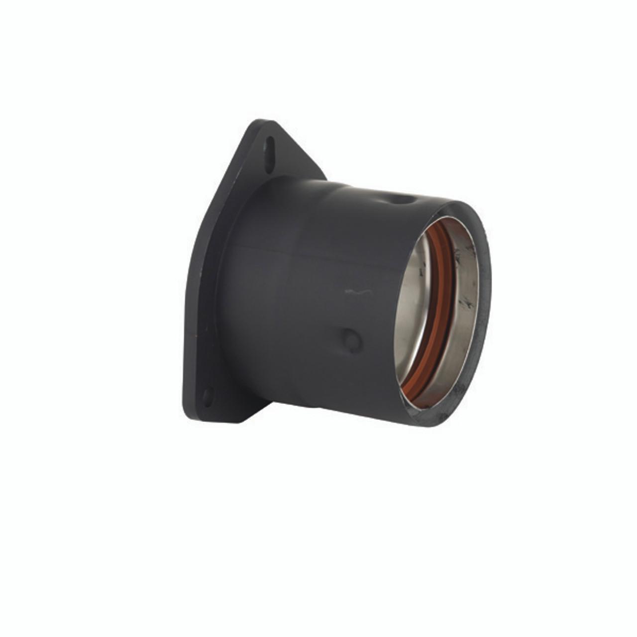 Ventis Pellet Vent Harman Stove Collar Adapter - Harm2