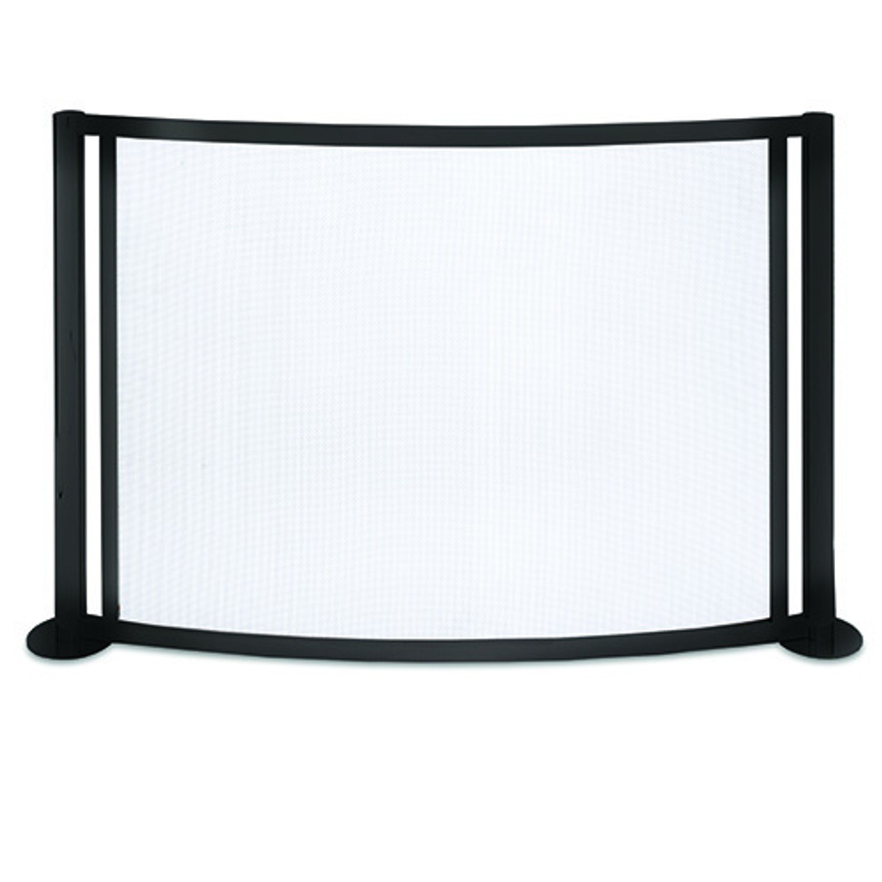 Pilgrim fireplace screen