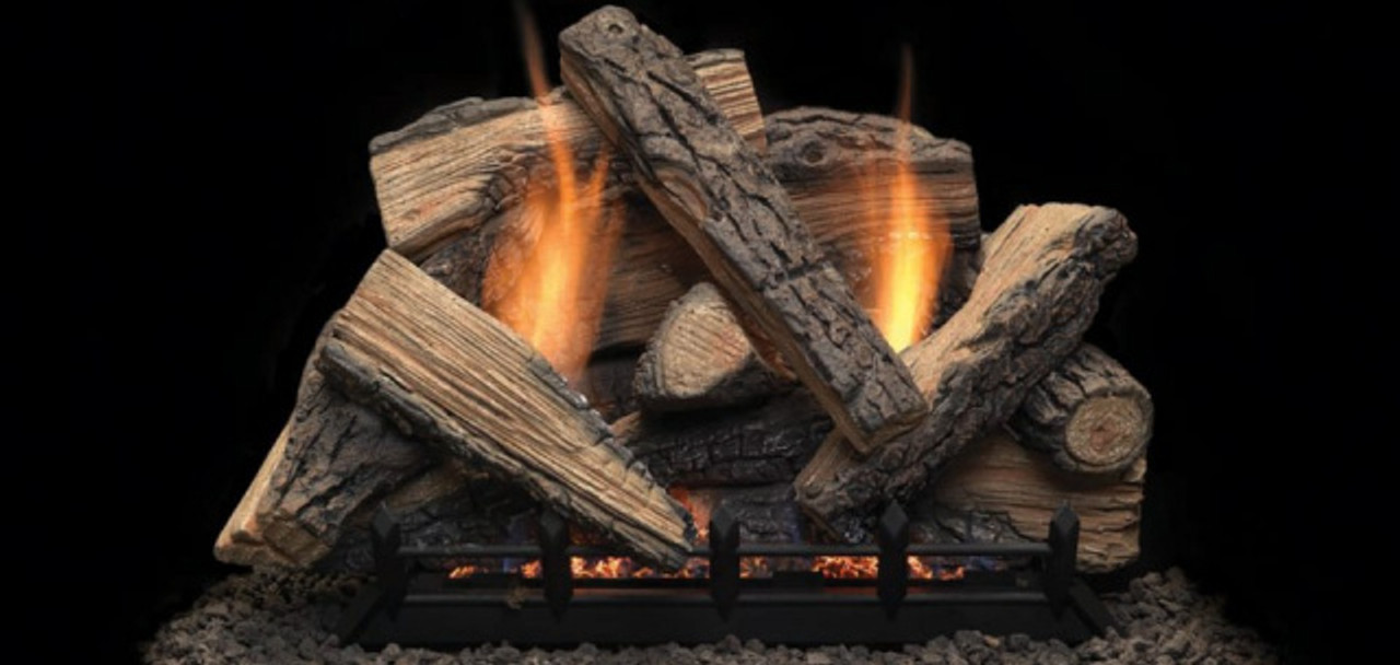 Monessen Stony Creek Vent Free Gas Logs - Choose Size