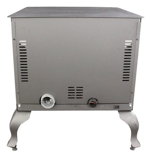6041HF Multi-Fuel (Pellet or Corn) Stove