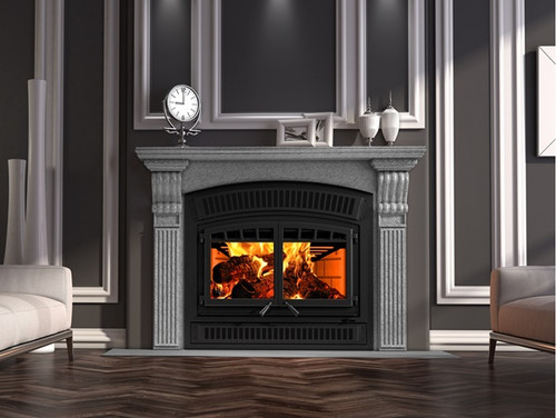 Ventis Zero Clearance HE350 Wood Fireplace
