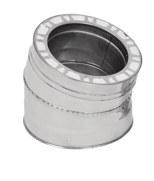entis Class-A 304L Stainless Steel 30 Degree Elbow