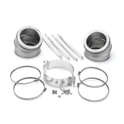 SuperProChimney Elbow Kit - 15 degree insulated