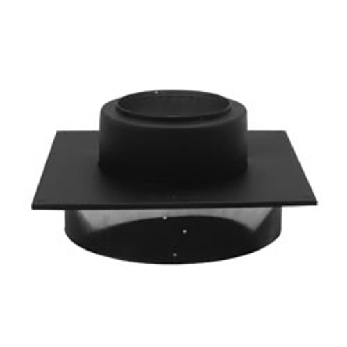 "6"" Selkirk Ultra-Temp Finish Support Package, Round Plate"