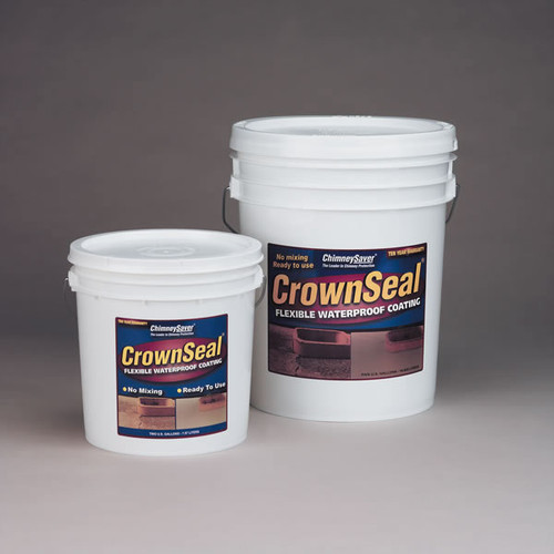 CrownSeal Premixed Waterproof Coating - 5 gallons