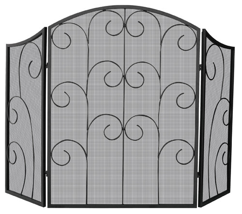 S-1015 fireplace screen