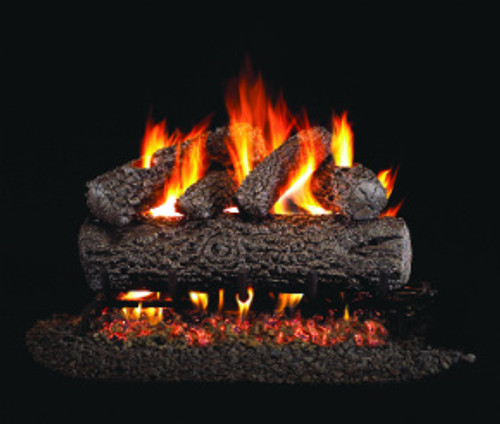 Ventis Allegheny Oak Vented Gas Logs