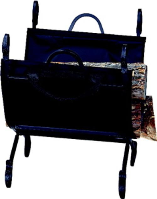 Uniflame Black Log Holder