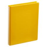 A4 Half Inch Yellow 4-Ring Binder