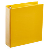 A4 2 Inch Yellow 4-Ring Binder
