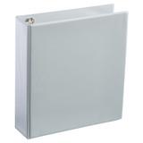 A4 2 Inch Gray 4-Ring Binder