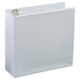 A4 3 Inch Gray 4-Ring Binder