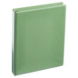 A4 1 Inch Mist Green 4-Ring Binder