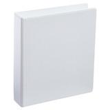 """A4 1.5"""" White 2-Ring Binder"""