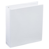 A4 4 Post Style Binder White 2 Inch