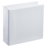A4 4 Post Style Binder White 3 Inch