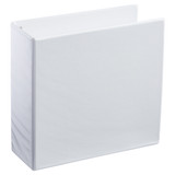 A4 4 Post Style Binder White 4 Inch