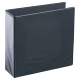 A4 4 Post Style Binder Black 3 Inch
