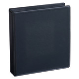A5 1 Inch Black 2 Ring Binder