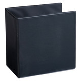 A5 4 Inch Black 2 Ring Binder