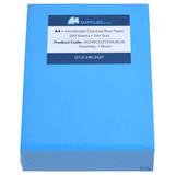A4 24lb Celestial Blue Paper