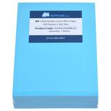 A4 24lb Lunar Blue Paper