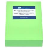 A4 24lb Martian Green Paper