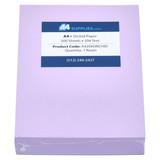 A4 20lb Orchid Paper