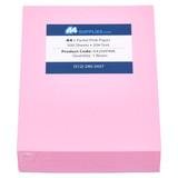 A4 20lb Pastel Pink Paper