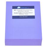 A4 24lb Venus Violet Paper