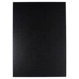 A4 Black Vinyl Cover (Pack of 25)