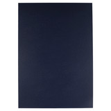 A4 Navy Blue Vinyl Covers (Pack of 25)