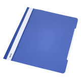 A4 Report Cover Blue