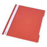 A4 Report Cover Red