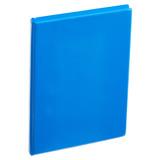 A4 Half Inch Process Blue 4-Ring Binder