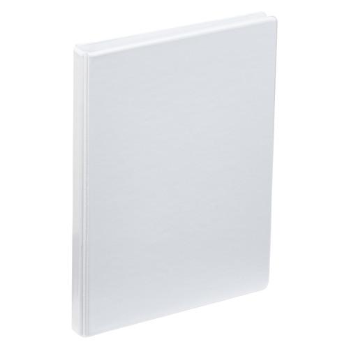 """A4 0.5"""" White 4-Ring Binder"""