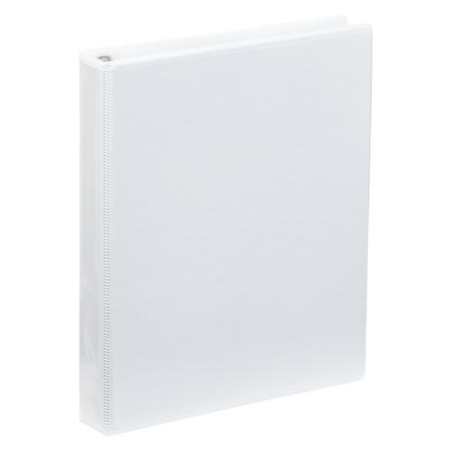 """A4 1"""" White 4-Ring Binder"""