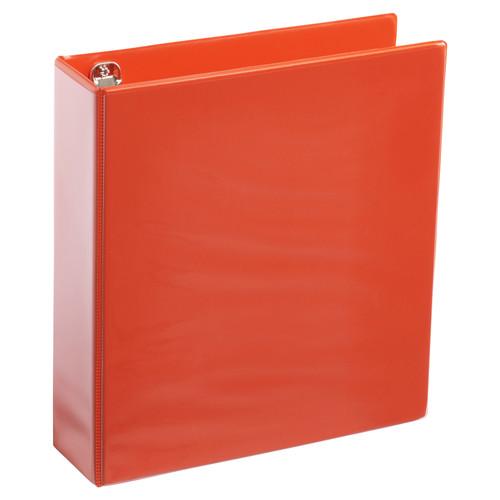 A4 2 Inch Orange 4-Ring Binder