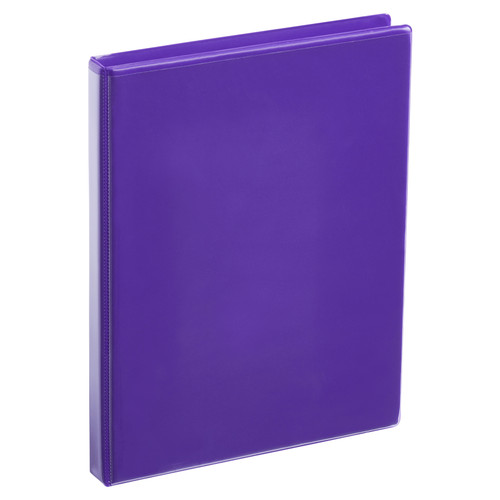 A4 Half Inch Purple 4-Ring Binder