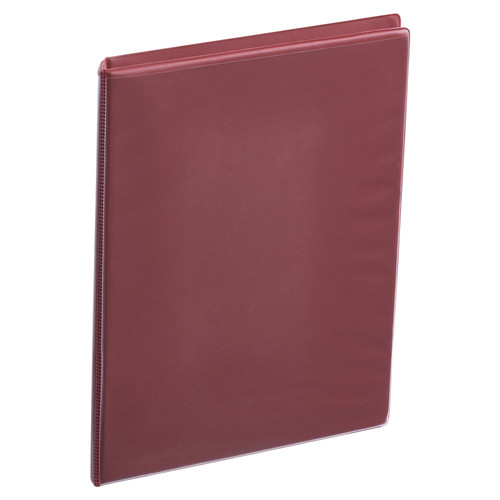A4 Half Inch Burgundy 4-Ring Binder