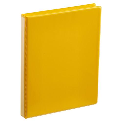 A4 Half Inch Yellow 4-Ring Binder