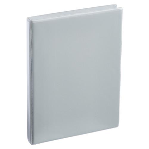 A4 Half Inch Gray 4-Ring Binder